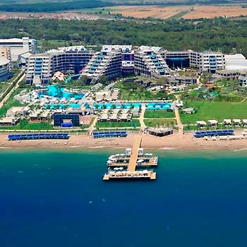 Белек. SUSESI Luxury Resort